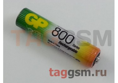 Аккумуляторы GP R03-2BL никель-металлгидридные (800 mAh)