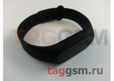 Фитнес-браслет Xiaomi Mi Band 2 (XMSH04HM) (черный)