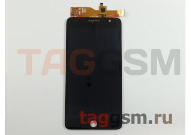 Дисплей для Alcatel OT-5022D Pop Star + тачскрин (черный)