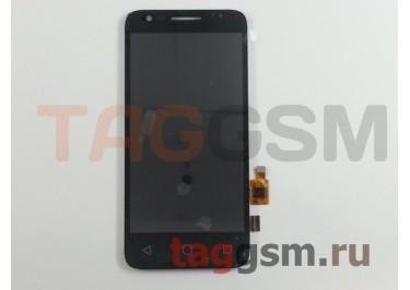 """Дисплей для Alcatel OT-5017D / 5019D / 4027D Pixi 3 (4.5"""") + тачскрин (черный)"""