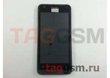 Дисплей для Asus Zenfone C (ZC451CG) + тачскрин + рамка (черный)