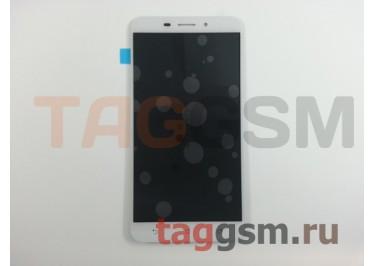 Дисплей для Asus Zenfone 3 Lazer (ZC551KL) + тачскрин (белый)