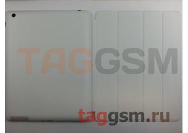 Сумка футляр-книга Smart Case для Apple iPad 2 / 3 / 4 без логотипа (белая)