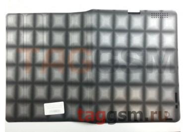 Чехол Slim Case IPAD2 чехол подставка №9 абстракция прорезиненный серый