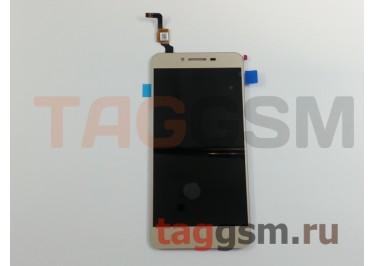 Дисплей для Lenovo Vibe K5 + тачскрин (золото)
