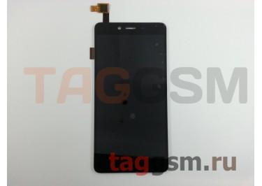 Дисплей для Xiaomi Redmi Note 2 + тачскрин (черный)