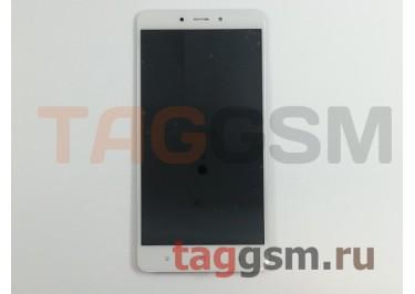 Дисплей для Xiaomi Redmi Note 4 + тачскрин (белый)
