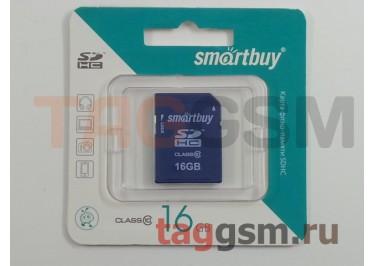 SD 16Gb Smartbuy Class 10