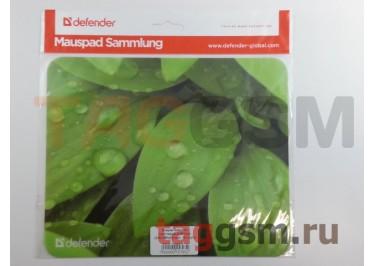 Коврик Defender пластиковый Sticker (220x180x0.4 мм).  Ассорти