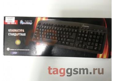 Клавиатура проводная Smartbuy 108 USB Black (SBK-108U-K)