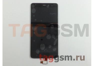 Дисплей для Xiaomi Redmi Note 4 + тачскрин (черный)