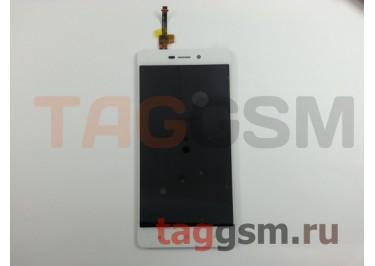 Дисплей для Xiaomi Redmi 3 / Redmi 3s / Redmi 3 Pro / Redmi 3x + тачскрин (белый)
