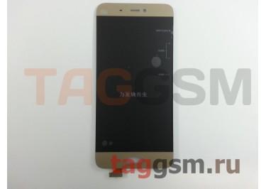Дисплей для Xiaomi Mi5 + тачскрин (золото)