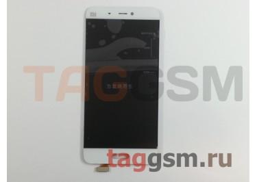 Дисплей для Xiaomi Mi5 + тачскрин (белый)