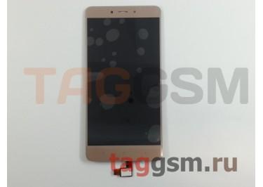 Дисплей для Xiaomi Redmi Note 4 + тачскрин (золото)