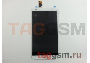 Дисплей для LG D838 G Pro 2 + тачскрин (белый)
