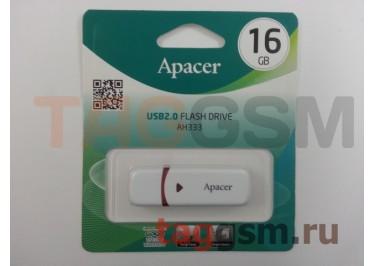 Флеш-накопитель 16Gb Apacer AH333 White