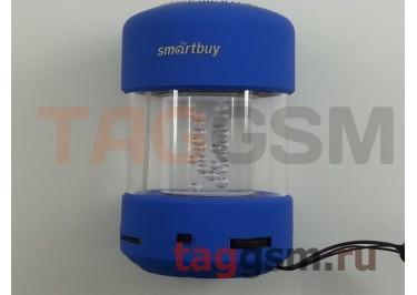 Колонки мультимедийные Smartbuy CANDY PUNK, MP3-плеер, FM-радио, синие (арт.SBS-1020)