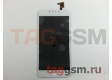 Дисплей для Meizu M3s mini + тачскрин (белый)