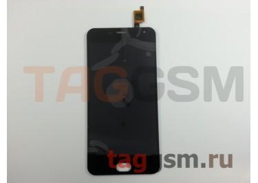 Дисплей для Meizu M2 mini + тачскрин (черный)