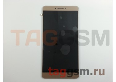 Дисплей для Xiaomi Mi Max + тачскрин (золото)