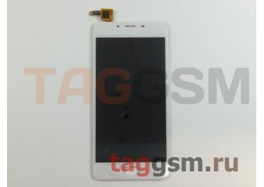 Дисплей для Meizu U10 + тачскрин (белый)