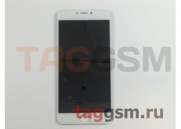 Дисплей для Meizu M3 Note (M681H) + тачскрин (белый)