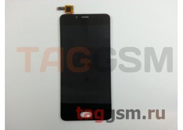 Дисплей для Meizu U10 + тачскрин (черный)