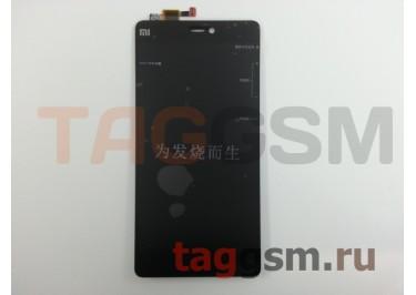 Дисплей для Xiaomi Mi4c + тачскрин (черный)