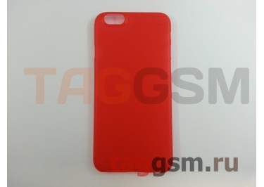 "Задняя накладка Baseus для iPhone 6 4.7"" (красная (Slim Case))"