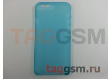 """Задняя накладка Baseus для iPhone 6 4.7"""" (голубая (Slim Case))"""