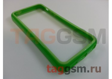 Бампер на iPhone 5C Зеленый