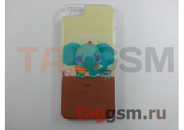"Задняя накладка Jelly для iPhone 5 (""Слонёнок"")"