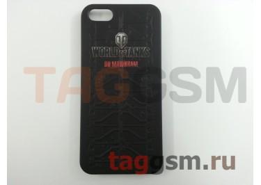 Задняя накладка Deppa для iPhone 5 / 5S (Танки Протектор)