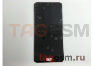 Дисплей для Meizu MX6 + тачскрин (черный)
