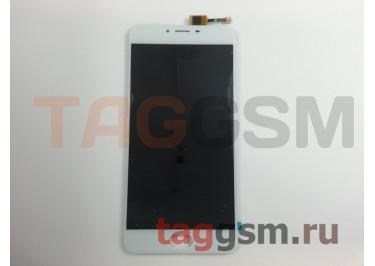 Дисплей для Meizu U20 + тачскрин (белый)