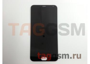 Дисплей для Meizu MX5 + тачскрин (черный)