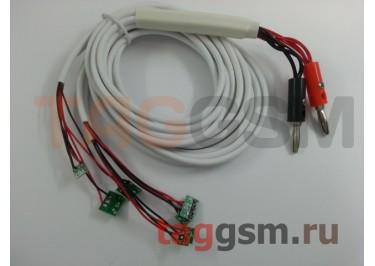 Провода питания для проверки iPhone 4 / 4S / 5 / 5C / 5S / 6 / 6+ / 6S / 6S+