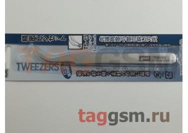 Пинцет Goot TS-15 (загнутый)