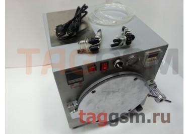 Барокамера (автоклав) для склейки дисплейного модуля, AIDA A-205 (диаметр 19см; глубина 24см)