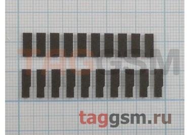 Уплотнитель коннектора дисплея и тачскрина для iPhone 6 / 6S (20шт)