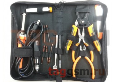 Набор инструментов для  пайки JAKEMY JM-P14 (14 в 1)