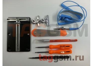 Набор инструментов JAKEMY JM-1102 (9 в 1)