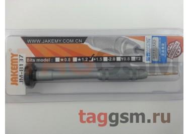 Отвертка JAKEMY JM-8137 +1.5
