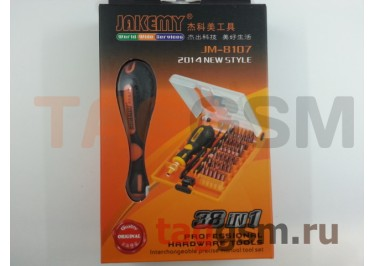 Набор отверток JAKEMY JM-8107 (38 в 1)