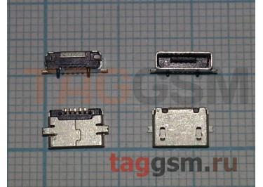 Разъем зарядки Micro USB 5pin тип 2