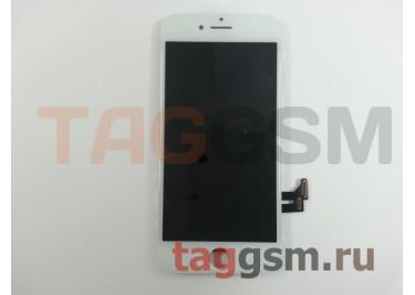 Дисплей для iPhone 7 + тачскрин белый, AAA