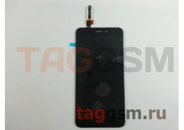 Дисплей для Xiaomi Redmi 4X + тачскрин (черный)
