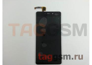 Дисплей для Xiaomi Redmi 4 Pro + тачскрин (черный)