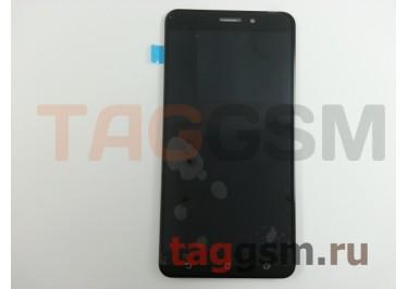 Дисплей для Asus Zenfone 3 Lazer (ZC551KL) + тачскрин (черный)